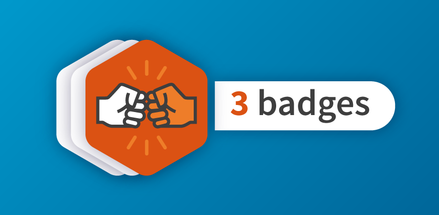 Apply for badges